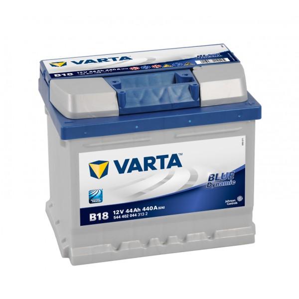 Autobaterie 12V/44Ah VARTA Blue Dynamic