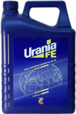 Olej motorový 5l 5W30 URANIA FE
