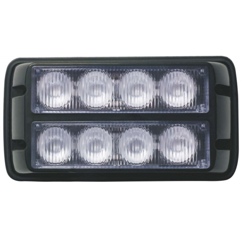 Predátor 8x3W LED 133*65 mm 12/24V