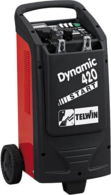 Nabíječka autobaterií  TELWIN DYNAMIC 420 START