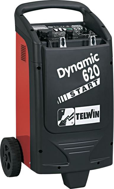 Nabíječka autobaterií TELWIN DYNAMIC 620 START
