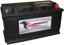 Autobaterie 12V/100Ah AK POWER 800A