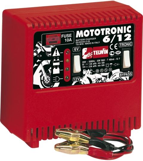 Nabíječka autobaterií TELWIN MOTOTRONIC 6-12 230V