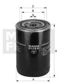 Filtr C811 močoviny AD100