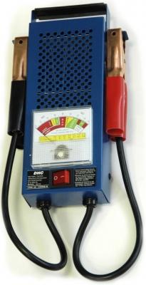 Tester baterií zátěžový analogový