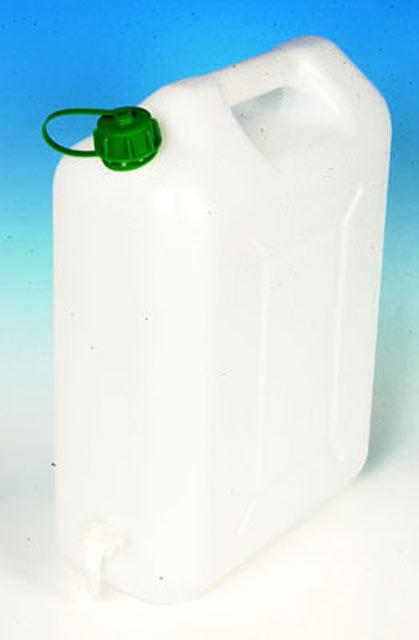 Kanystr plastový 10l s kohoutem